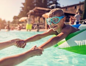 Member Benefits Save on Vacation Icon